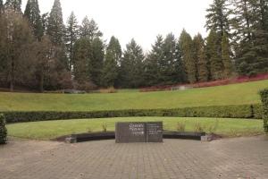 Garden of Solace1 in Hoyt Arboretum